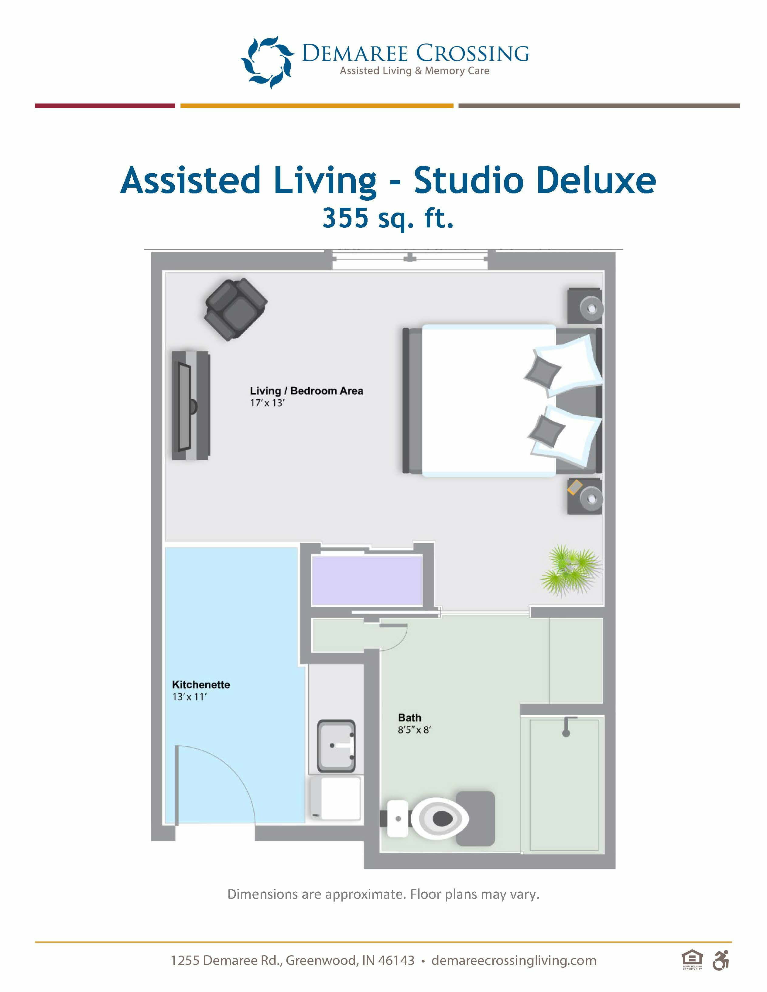 Demaree_Floor Plans_AL Studio Deluxe